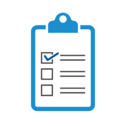 one solution icon checklist